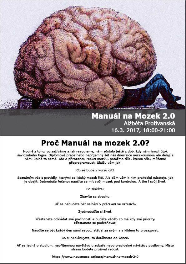 manual na mozek